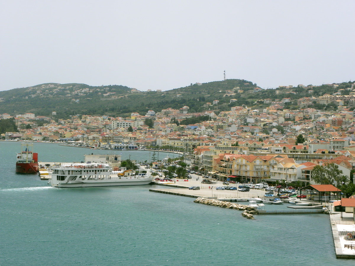 Argostoli On Foot