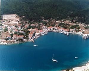 fiskardo port kefalonia